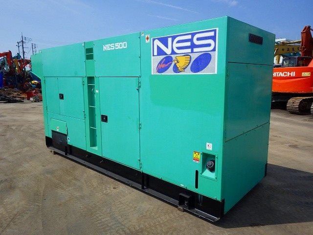 Máy phát điện ISUZU nhập khẩu đa dạng công suất, phù hợp nhiều mục đích sử dụng