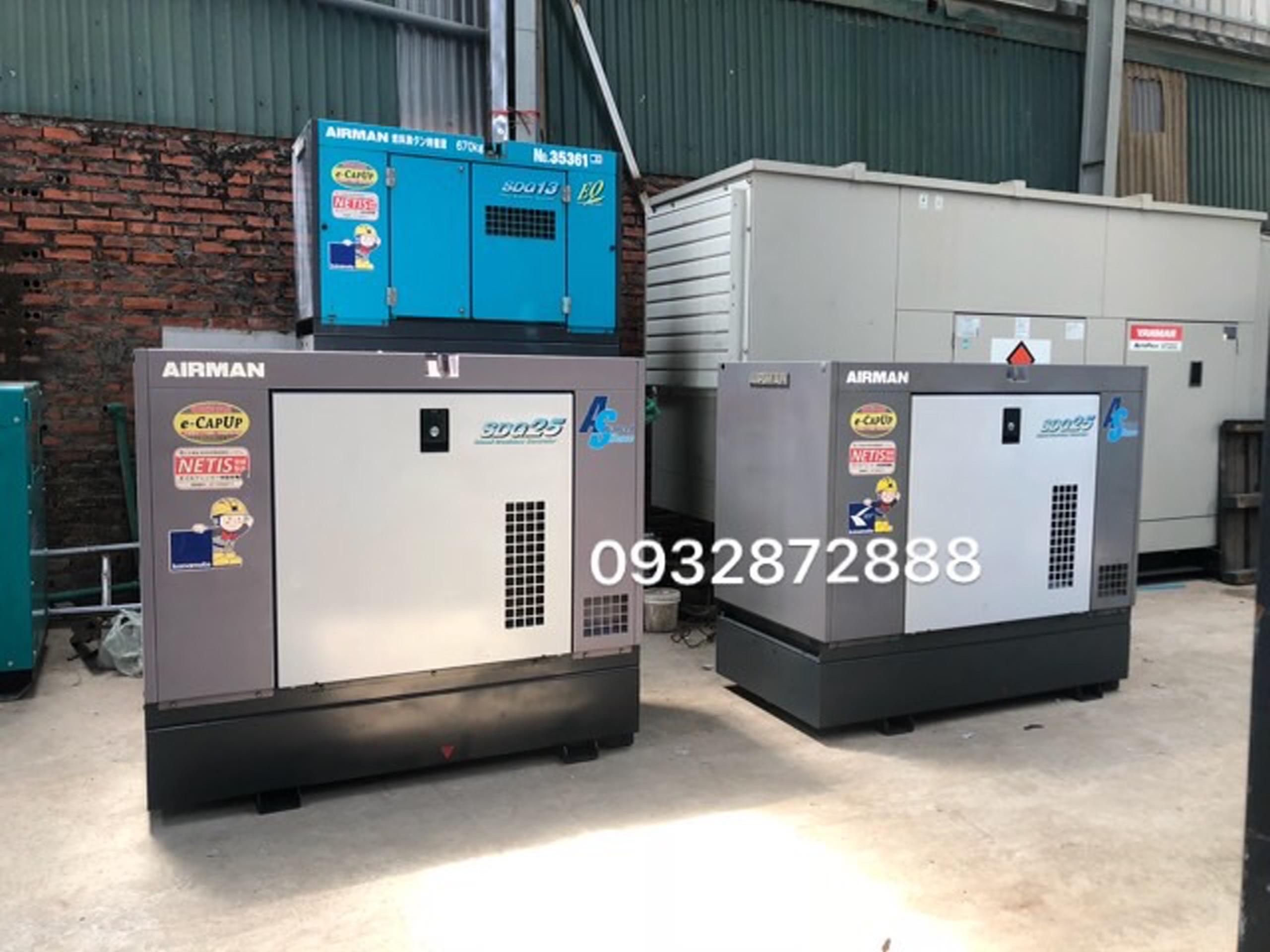 Chuyên sửa chữa máy phát điện MITSUBISHI - thợ lành nghề, có sẵn phụ kiện tại Hà Nội