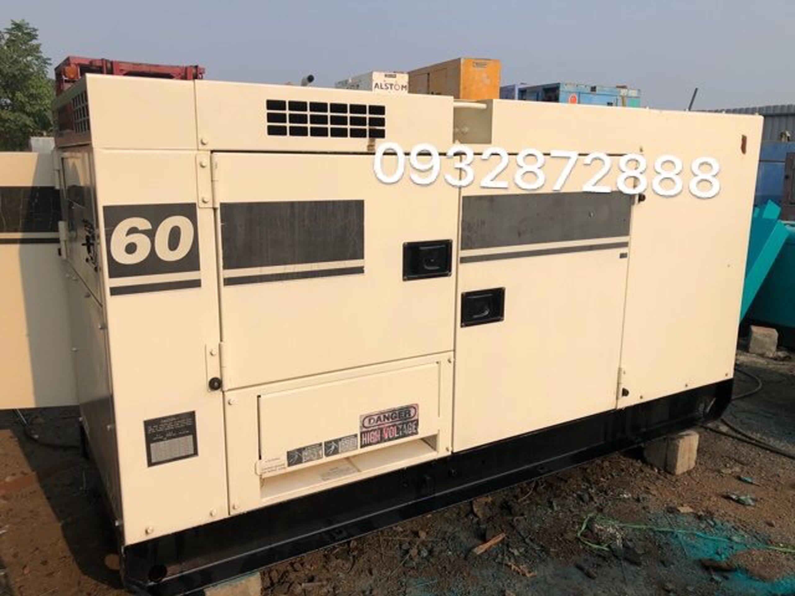Sửa chữa máy phát điện tại Hà Nội - Máy phát điện nhật cũ MQ POWER