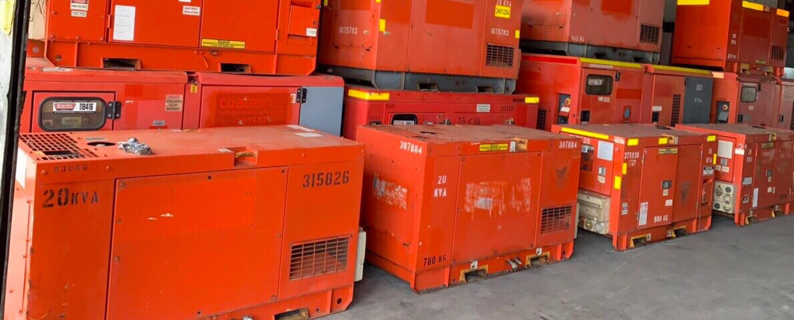 Thăm làm việc thường niên nhà máy sản xuất máy phát điện Atlas Copco
