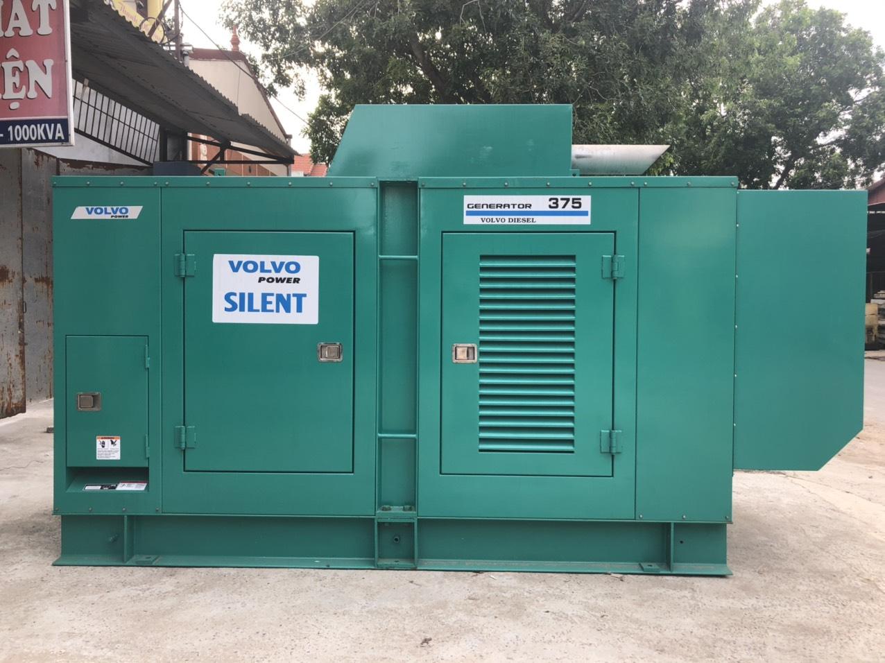 Cho thuê máy phát điện Denyo Nhật Bản công suất từ 10kVA đến 2000kVA